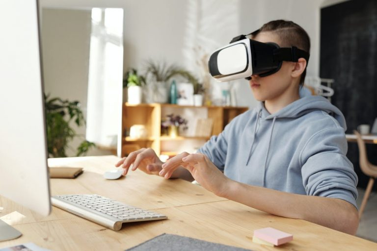 VRが観れる環境