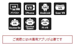 FANZA対応VRデバイス